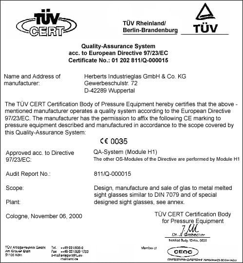 tuv-certification